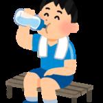 水分補給で○○を予防・改善!!