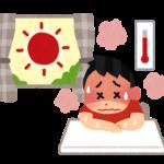 夏を乗り切る3つの掟!!熱中症・夏バテ・ケガ対策!!